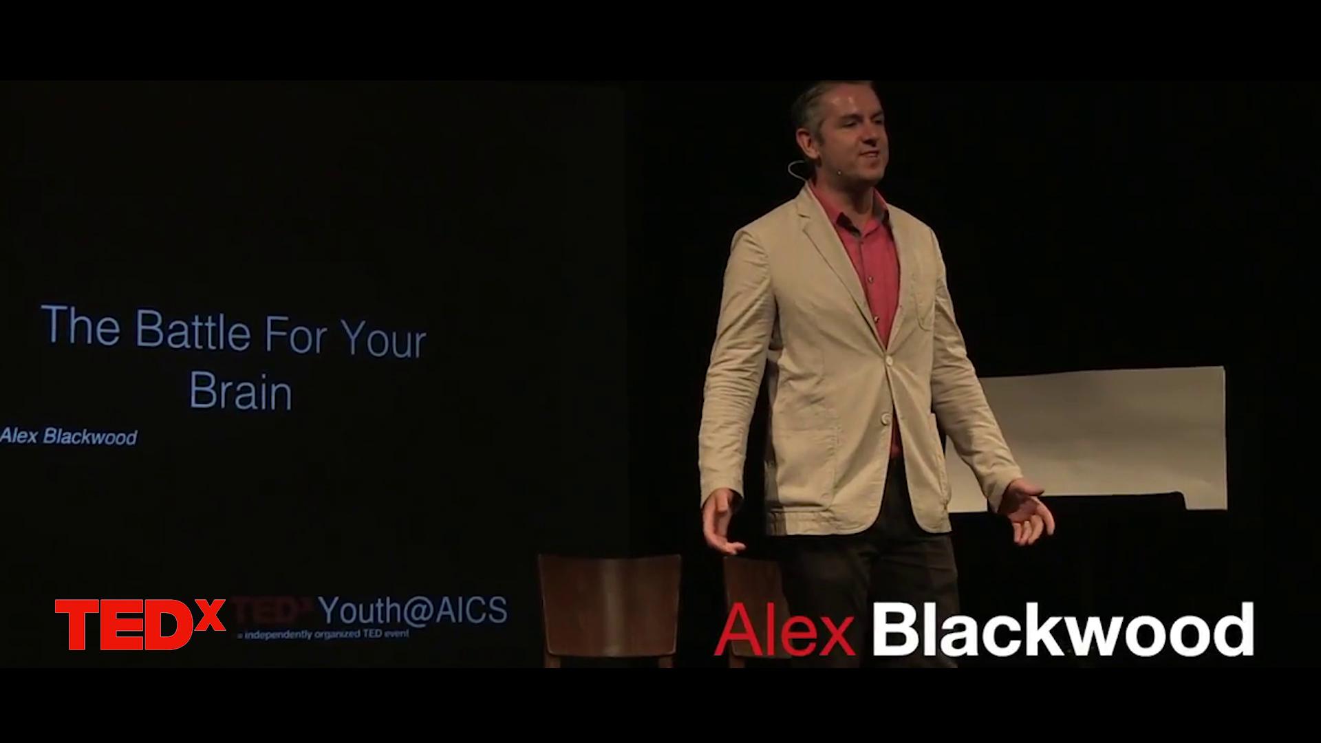 Corporate Keynote Speaker